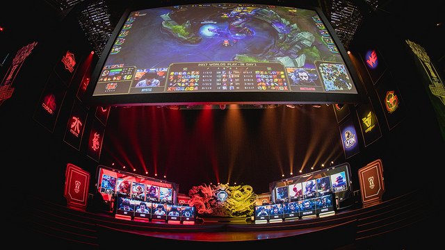 Picture of Worlds Stage