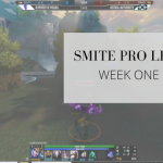 SMITE Pro League Fall 2017 Begins