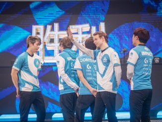 Pic of Cloud9 on stage