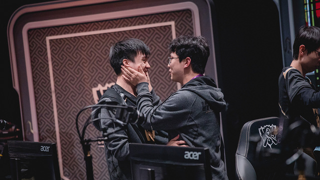 Picture of RNG Celebrating