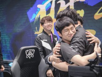 Picture of SSG hugging