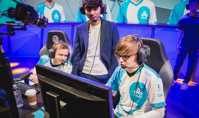 Picture of C9 Jensen, Reapered, and Sneaky