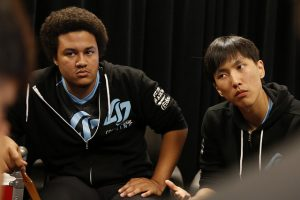 Pic of Aphromoo and Doublelift