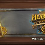 Hearthstone World Championship Rewards Fans