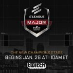 bytes: ELEAGUE Major, WCS Returns